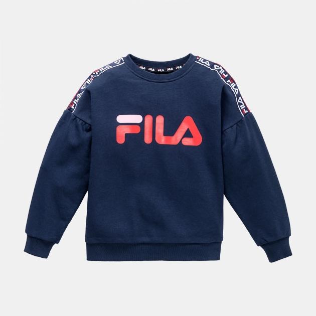 Fila Kids Mary Taped Crew Shirt