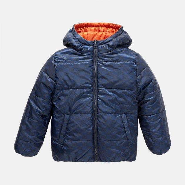 Fila kids nicolo reverible puff jacket