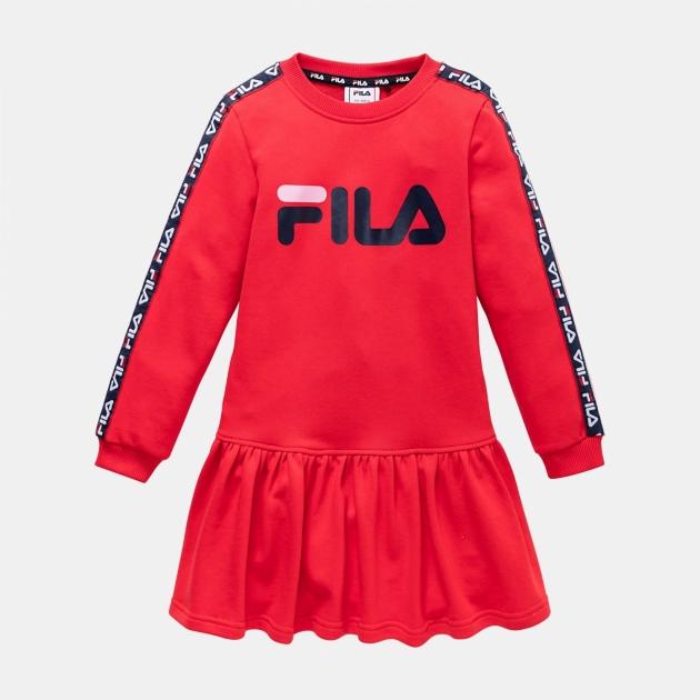 Fila Kids Paula Taped Sweatdress