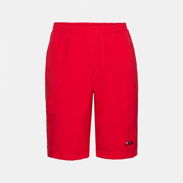 Fila Kids Short Sven red