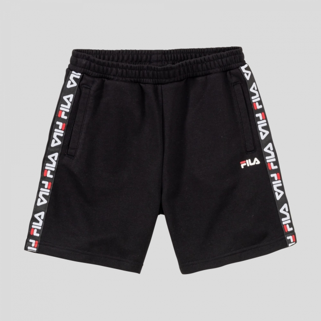 Fila Kids Tappen Shorts black