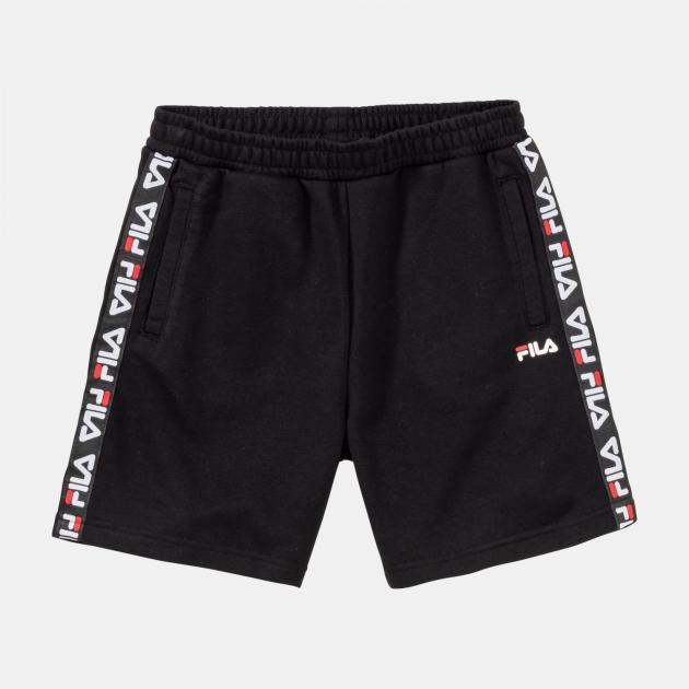 Fila Kids Tappen Shorts black