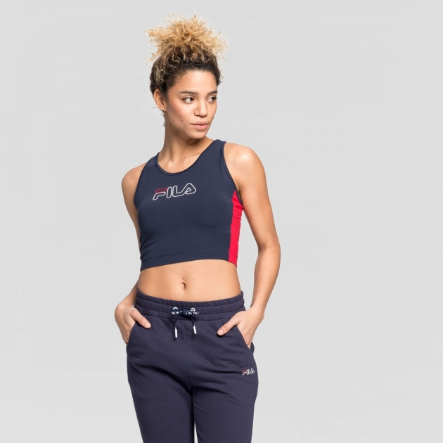 Fila Lacy Cropped Top