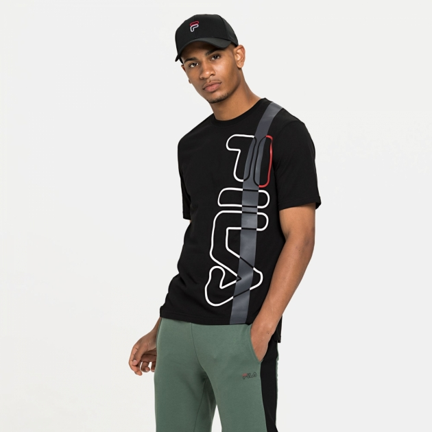 Fila Laurus Tee black