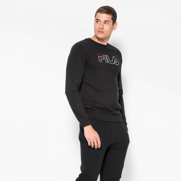 Fila Liam Crew Sweat black