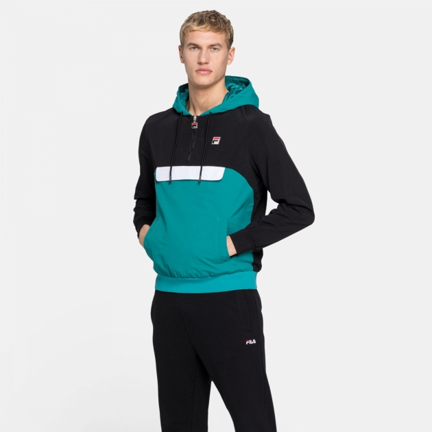 Fila Macker 2 Colour Blocked Archieve Jacket