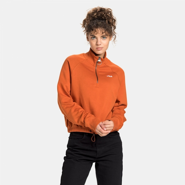 Fila Maray Half Zip Sweater