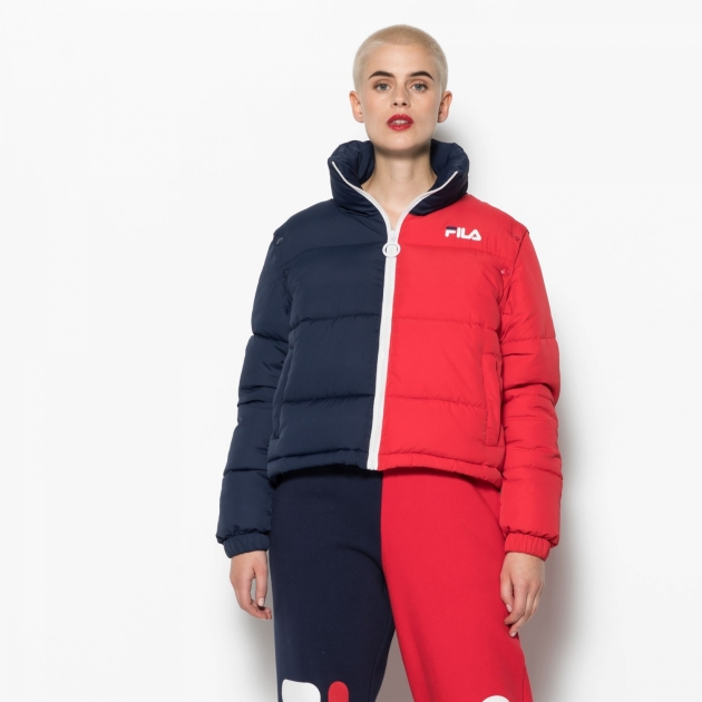 Fila Martina Removable Crop Puffa