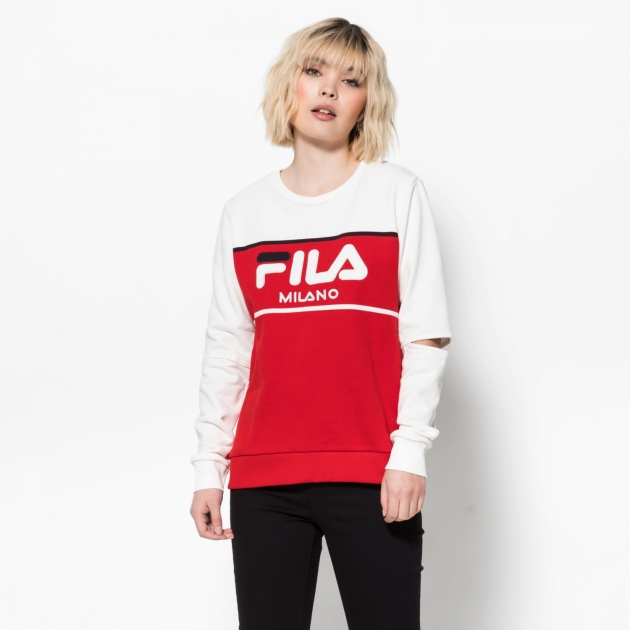 Fila Milan Fashion Week Sweatshirt