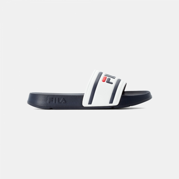 Fila Morro Bay Slipper 2.0 Men white-navy