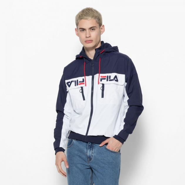 Fila Murray Ski Style Jacket
