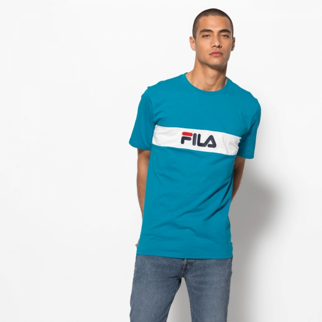 Fila Nolan Tee Dropped Shoulder