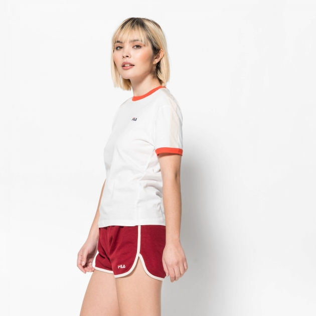 Fila Noreen Tee white-orange
