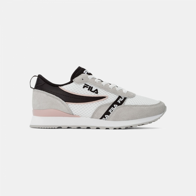 Fila Orbit Jogger Mesh Low white-lightgrey