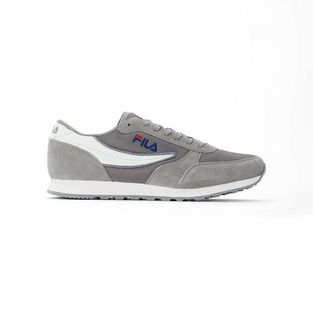 Fila Orbit Jogger N Low Men monument-grey