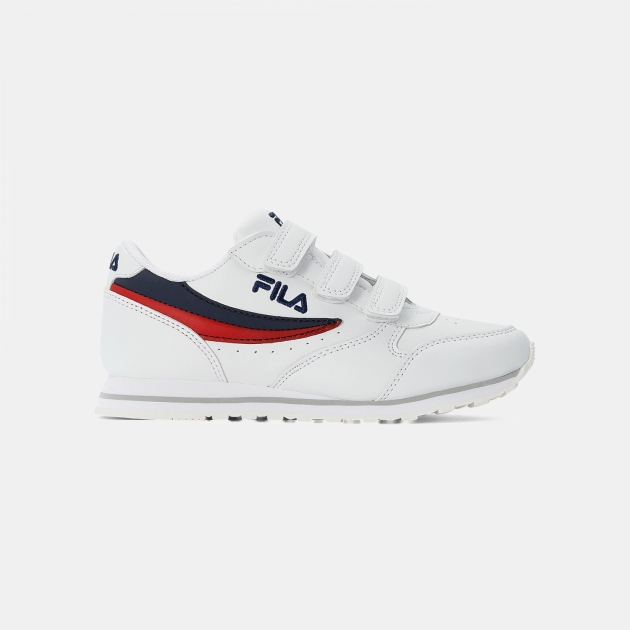 Fila Orbit Velcro Kids white-dress-blue