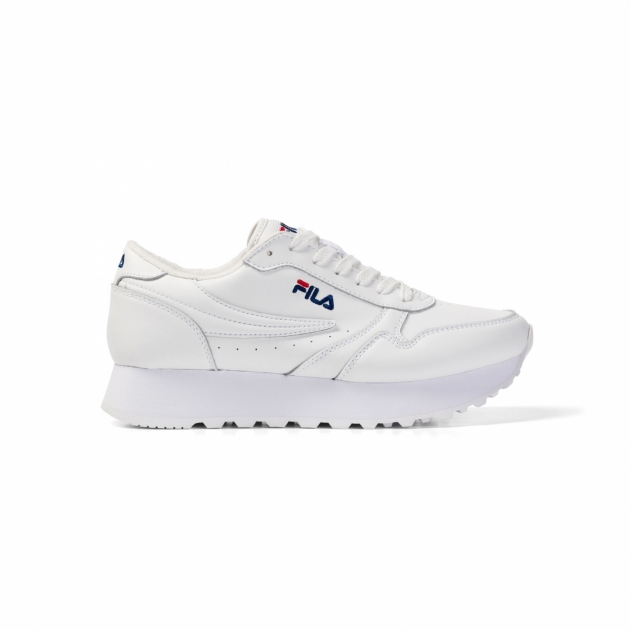 Fila Orbit Zeppa Low Wmn white
