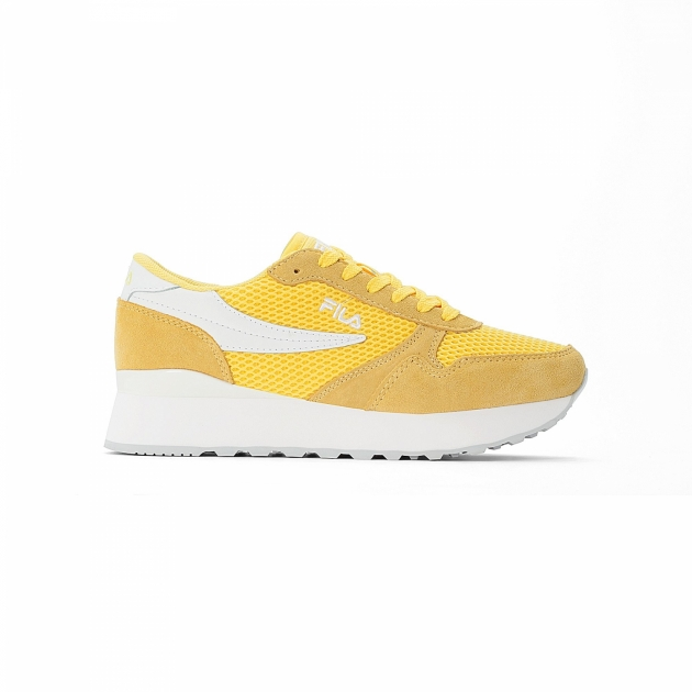 Fila Orbit Zeppa Mesh Wmn empire-yellow