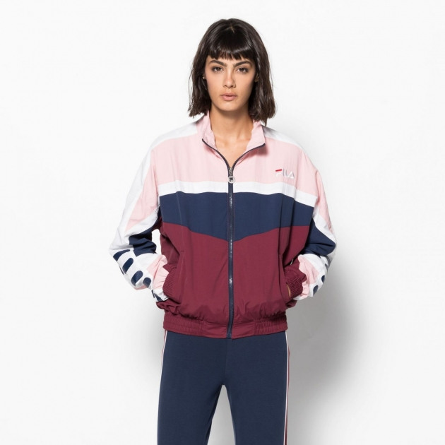 Fila Orlena Woven Track Jacket
