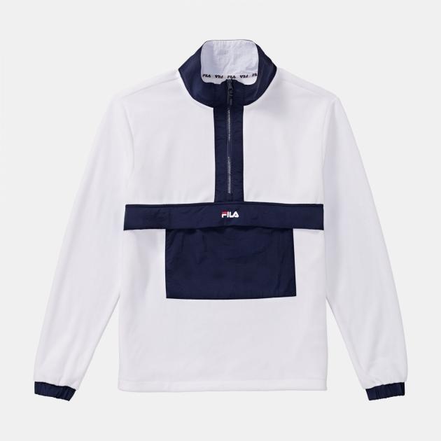 Fila Sadim Half Zip Fleece Shirt