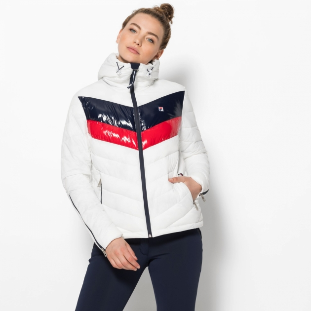 Fila Sassy Quilted Jacket