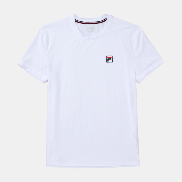 Fila Shirt Milan white