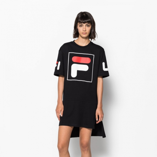 Fila Sky Tee Dress black