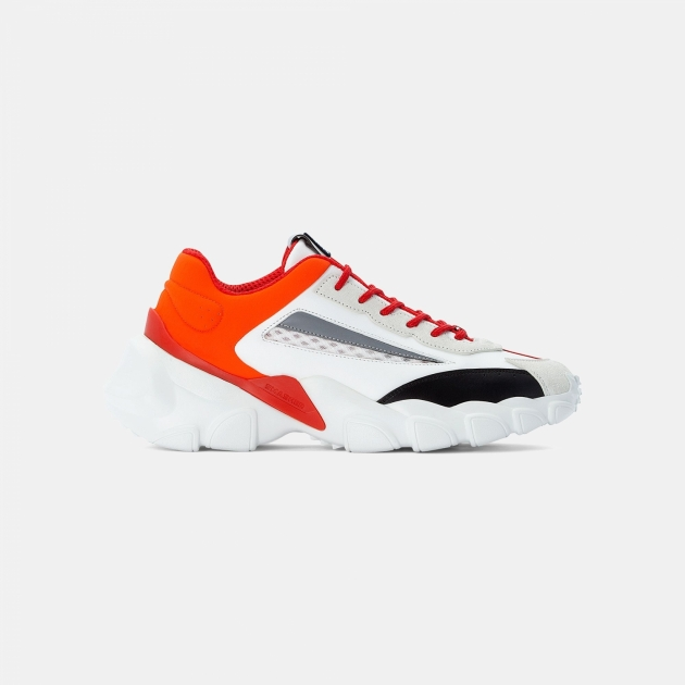 Fila Smasher Men white-cherry-tomato