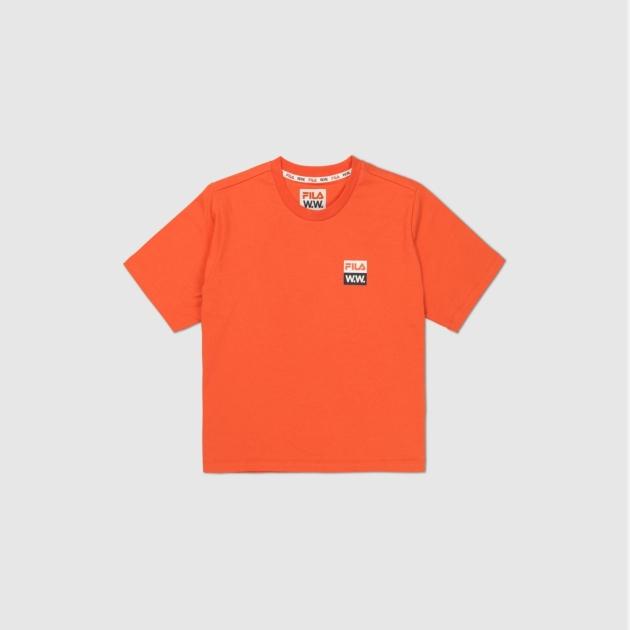 Fila Steffi T-Shirt Wmn paprika