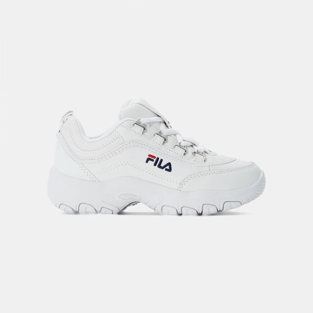 Fila Strada Low Kids white