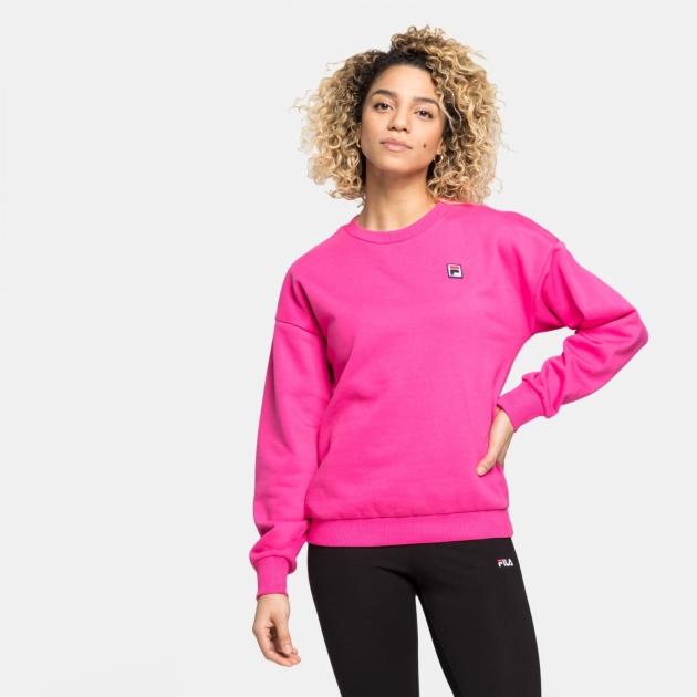Fila Suzanna Crew Sweat pink-yarrow
