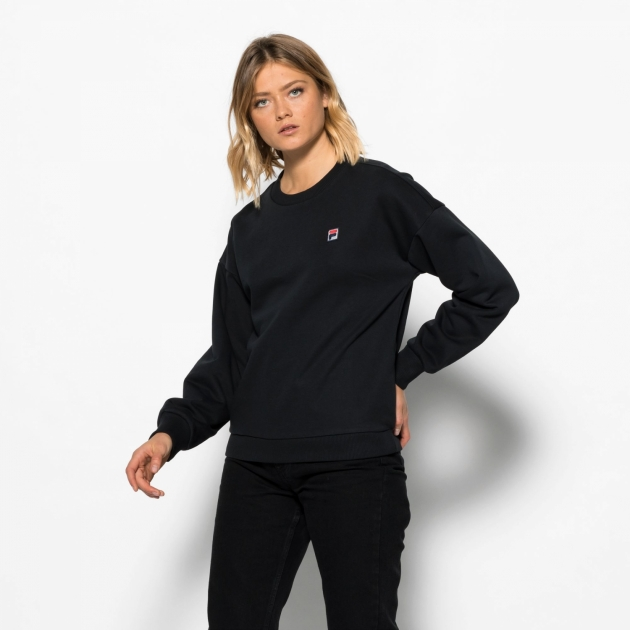 Fila Suzanna Crew Sweater black