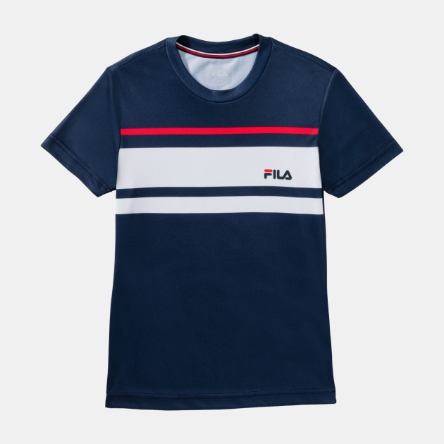 Fila T-Shirt Trey Boys blue