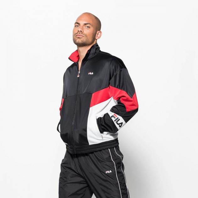 Fila Talbot Track Jacket