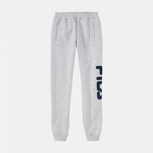 Fila Teens Classic Logo Pants lightgrey-melange