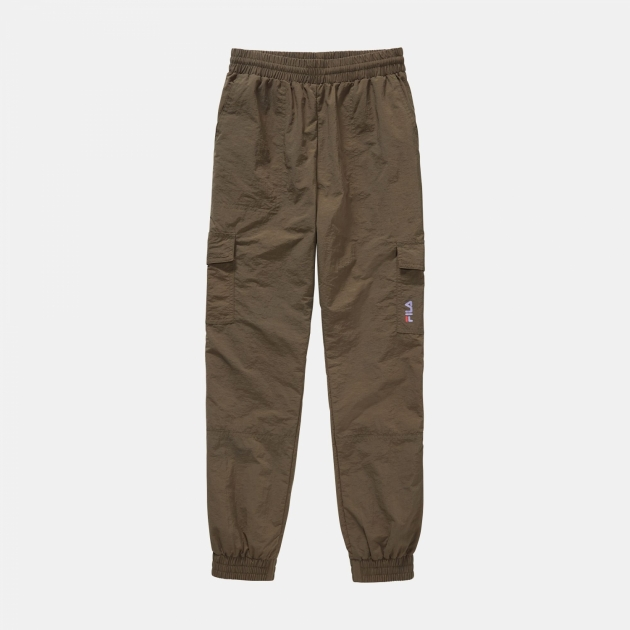 Fila Teens Iva Cargo Pants grape-leaf