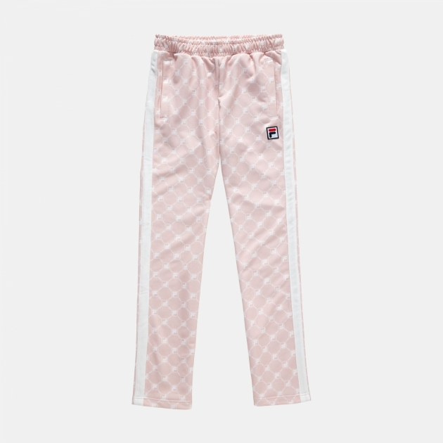 Fila Teens Pia Aop Knitted Pants rose