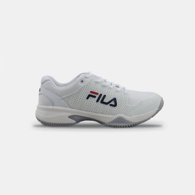 Fila Tennis Shoe Men white-grey