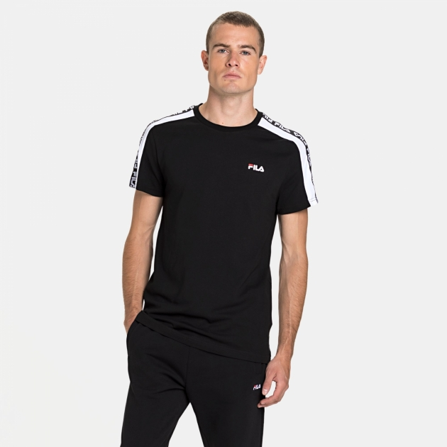 Fila Thanos Tee black