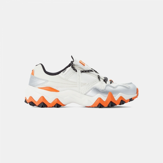 Fila Trailer Wmn marshmallow-orange