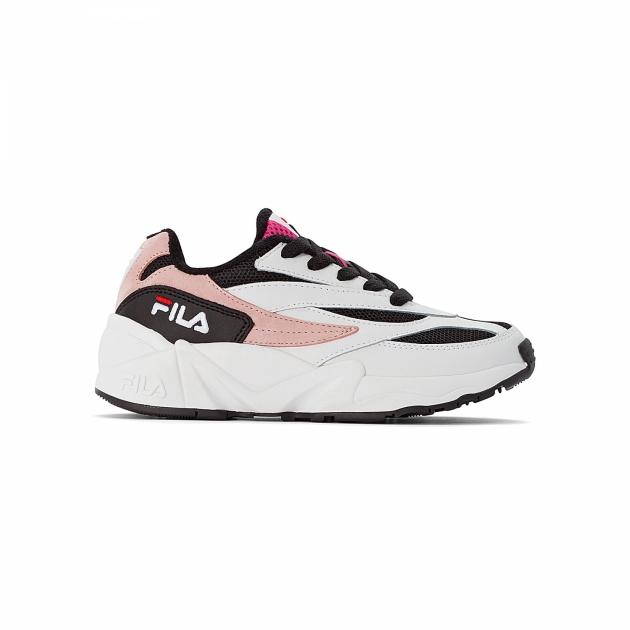 Fila V94M Kids white-black-pink