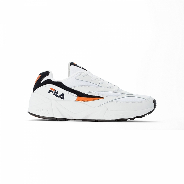 Fila  Fila V94M Low Wmn white-navy-orange