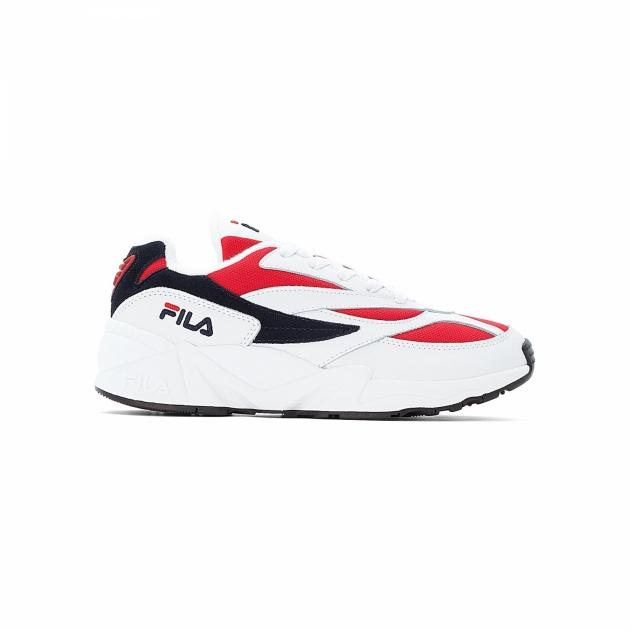 Fila V94M Low Wmn white-navy-red
