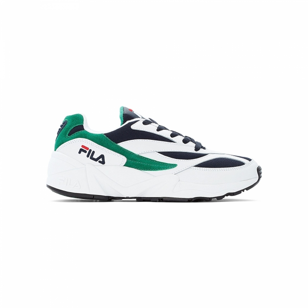 Fila V94M Low Wmn white-navy-shadyglade