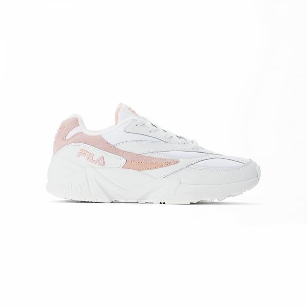 Fila Fila V94M Low Wmn white-salmon-pink