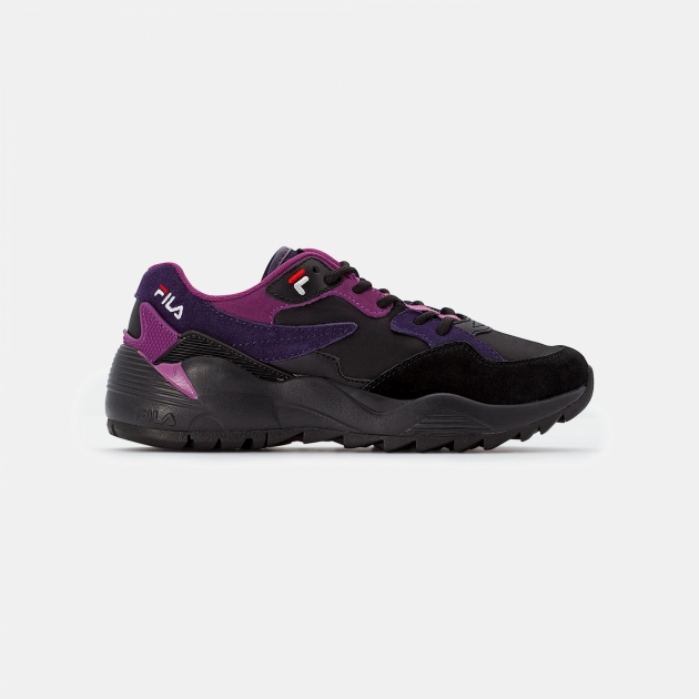 Fila Vault CMR Jogger CB Low Wmn purple-black