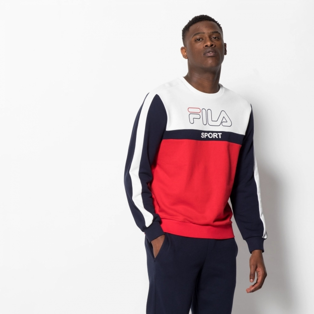 Fila Wold Crew Sweat