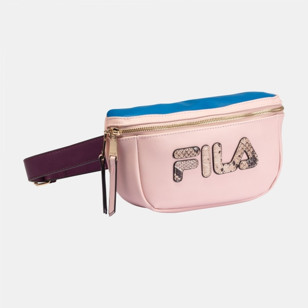 Fila Women Waist Bag baltic-coral-pink