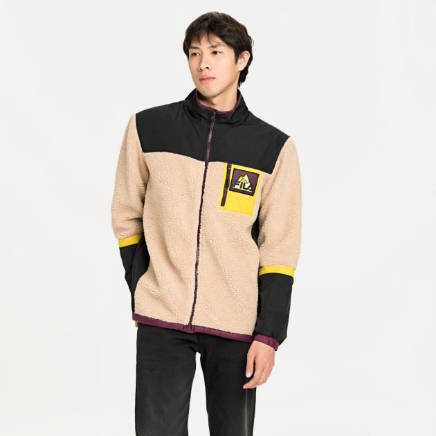 Fila Yair Sherpa Jacket