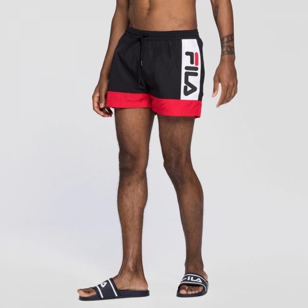 Fila Yumma Swim Shorts black